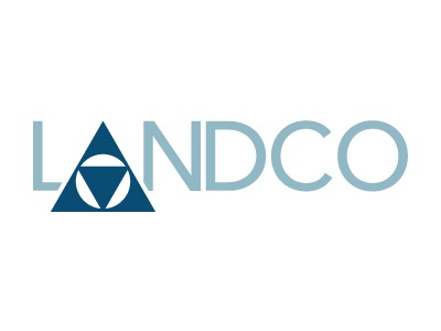 Landco Logo Refresh logo illustrator