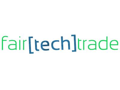 Fair [tech] Trade logo illustrator