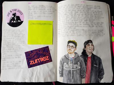 San Francisco Diary