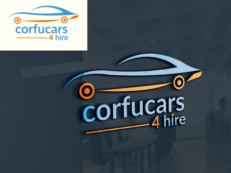 car company logo logo vector logodesign branding type illustration minimal brand design brand identity