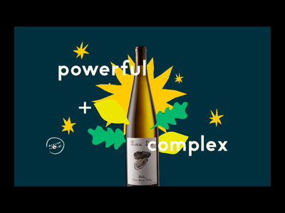Wine + Peace™ · Cover Page Wine design typo wine interface typography webdesign illustration art direction interactive ecommerce shop product page cover