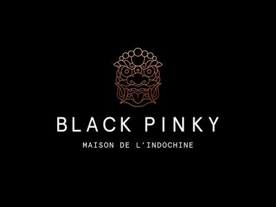Black Pinky™ · Logo