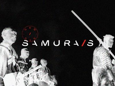 Samurais™ · Logo