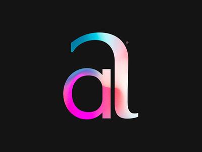 Anima™ · Monogram humanist evolution typography moonshot typo logo branding identity monogram