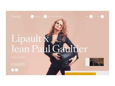 Lipault™ ·  Slider Homepage
