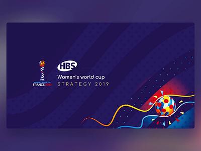 HBS | Women's World Cup - PowerPoint Slides france fifa soccer football digital morph template slide design animation slides powerpoint microsoft