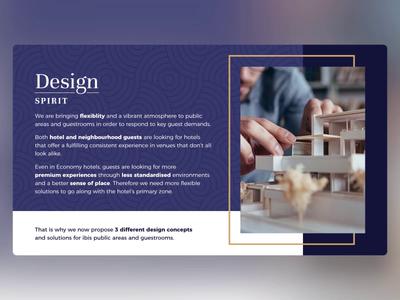 Accor Room Design - PowerPoint Presentation