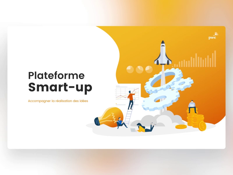 Pwc Powerpoint Presentation By Slidor On Dribbble
