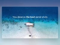 Mavic Air Drone - PowerPoint Slides