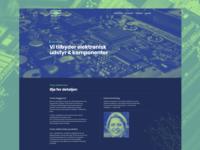Scanconnect - Electronics components website