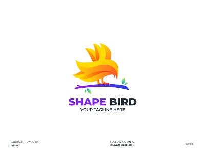 Bird Logo Design bird brigade logo monogram logo illustration abstract logo esportslogo business logo logo design branding awesome logo modern logo flying bird bird logo