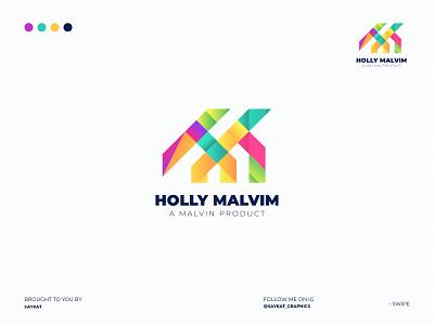 HM Branding Logo motion graphics graphic design abstract logo monogram logo branding logo illustration design esportslogo logo design branding awesome logo business logo