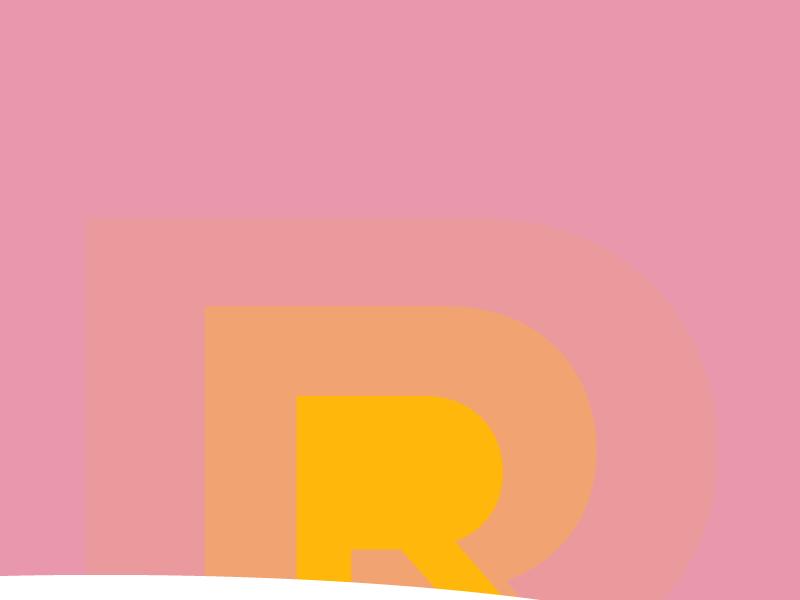 "Typehue: ""R"" - Reenjoy challenge sunset"