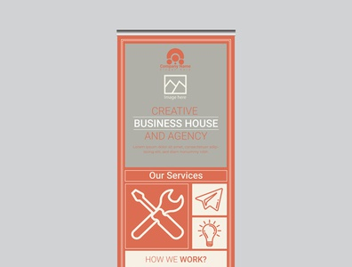Corporate Roll up Banner 21