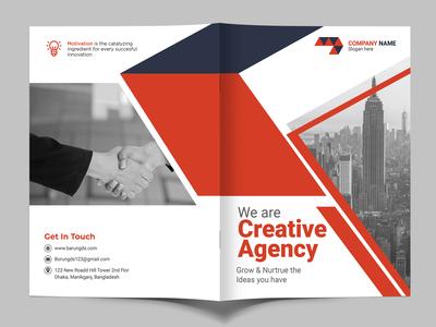 Company profile design template read advert advertisement bundle template branding annual report brochure catalog design business proposal business profile company profile