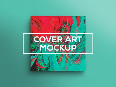 Cover Art Mockup