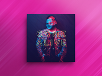 Come Alive | Cover Art
