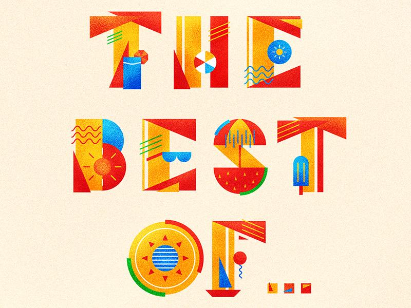 The Best Of.. sermon series fun summer illustration