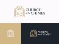 Church Of The Chimes - Logo