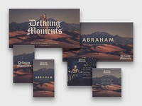Defining Moments | Teaching Key Art