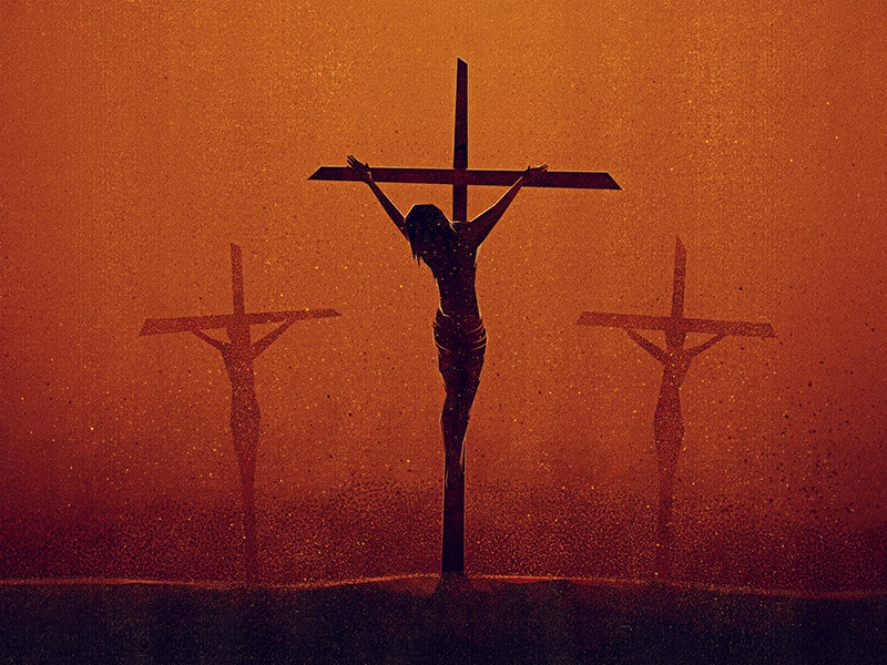 En La Cruz cross christ jesus easter good friday