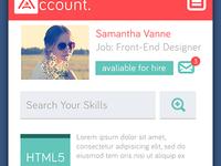 Resume Web App