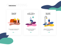 Audio Drops onboarding illustration