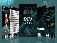 Dev Tunes App