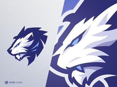 Lion animal logo lion logo lion head brand vector general company illustration esport mascot logo logoesport