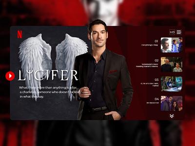 Netflix webdesign website design ui
