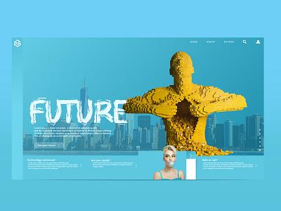 future web ui webdesign website web ui ux illustration webdesign website design ui deibbble design webdesign ui