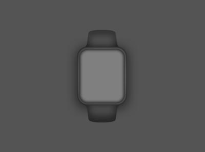 Watchmock applewatch watch apple mockup @uxui @webdesign @prototyping ux ui illustration design app