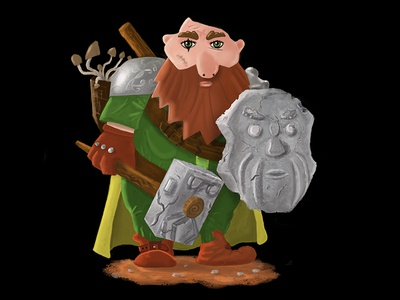 Dwarf Character