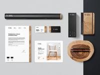 Studio Drewna - branding