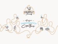 Family Friends - key visual
