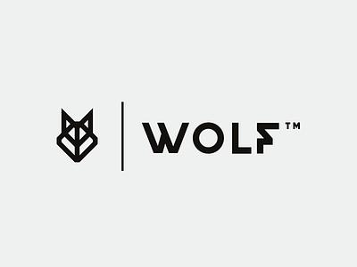 Wolf logo symbol studio silesia gliwice poland 3d printing wolf logo 3d printing logo wolf