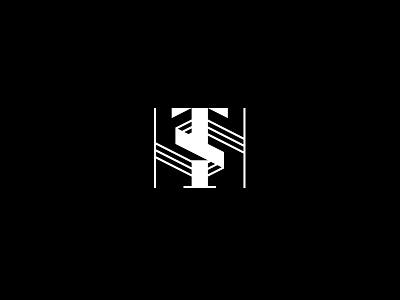 TS Monogram katowice silesia mateusz pałka symbol studio gliwice monogram logo ts letter s letter t letter monogram