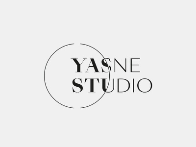 Yasne Studio  (photo studio) katowice poland gliwice mateusz pałka symbol studio light logo photograph studio logo photographer logo photo logo