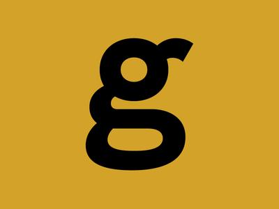 bold g sans serif sans g gold bold