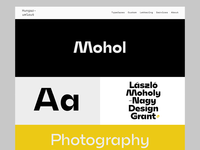Mohol project page