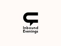 Inbound Evenings. Logo Design