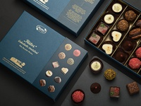 Ruta Chocolate Masters Collection. Packaging Design