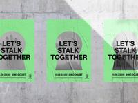 STALKER. Logo & Branding
