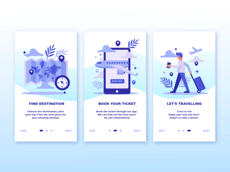 Daily UI 023 Onboarding mobile design app design onboarding ui onboarding adobe illustrator adobe xd user experience ux user interface vector ui illustration dailyuichallenge dailyui illustrator design