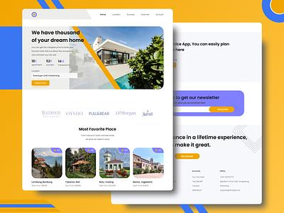 FunTrip web design website webdesign ux ui landing page design uxdesign uidesign landing page