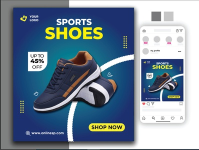 instagram Shoes ad design socialmediaads social ad shop ad banner ad ad banner marketing advertising instagram post instagram banner business ad shoes ad ecommerce graphic design