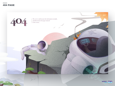Daily UI challenge #008 — 404 page press page 404 008 challenge ui daily