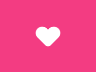 Redaco Logo Morphing - Heart Icon pink logo likes love pink icon dribbble typography branding animation flat web ui  ux minimal design