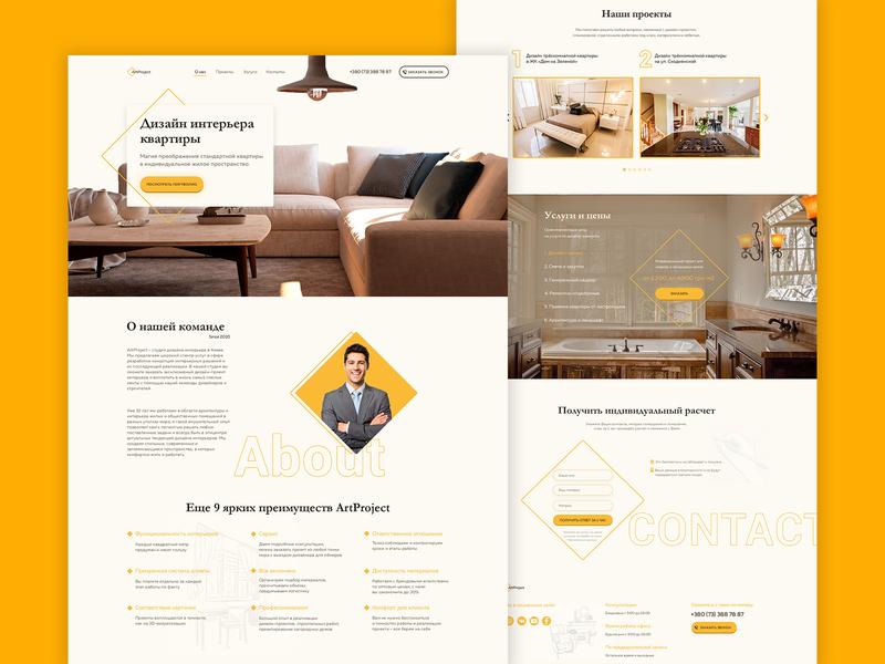 Interior design interiordesign flat interior designer design ux website ui design ui