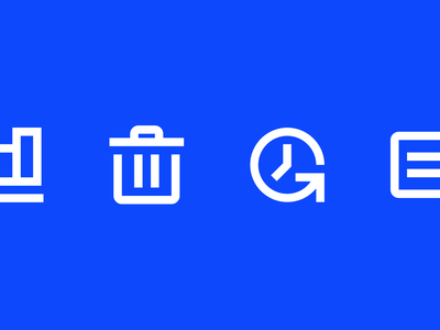 Enterprise UI Iconography editor analytics history ui icons outline icons line icons icon set iconography icon designer icon design graphic design enterprise custom icons automattic app icons